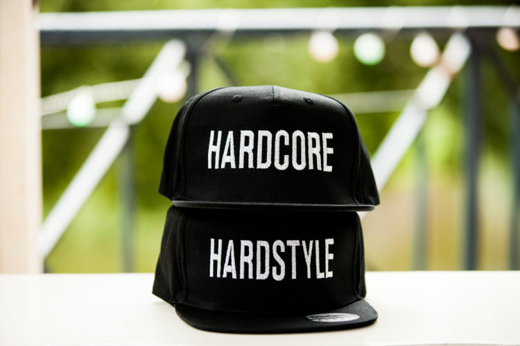 Hardcore & Hardstyle petten