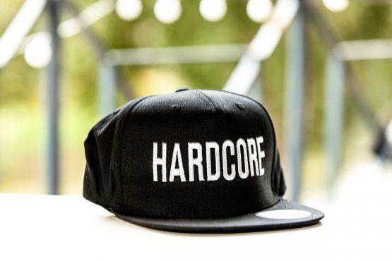 Hardcore pet cap