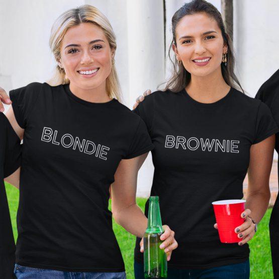 Blondie Brownie T Shirts