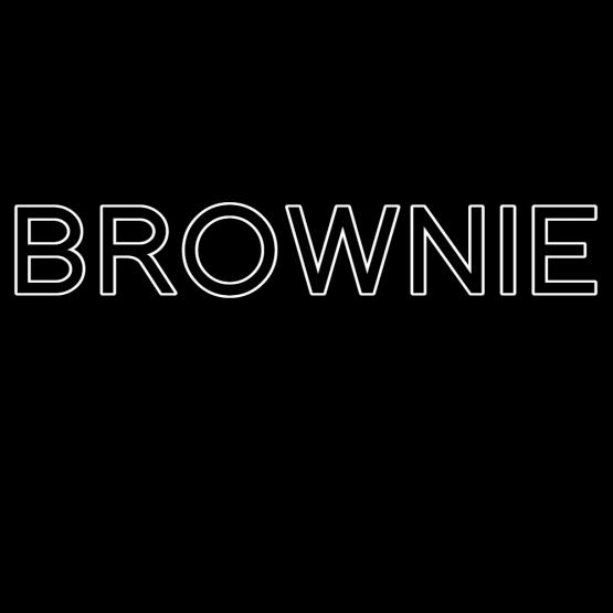 Brownie Opdruk
