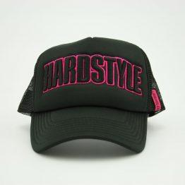 Hradstyle trucker cap voorkant
