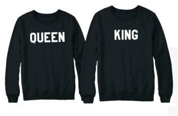 King Queen sweater truien