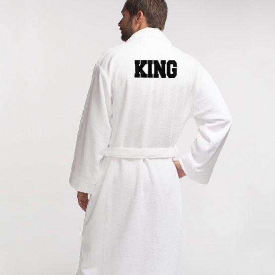 King badjas wit