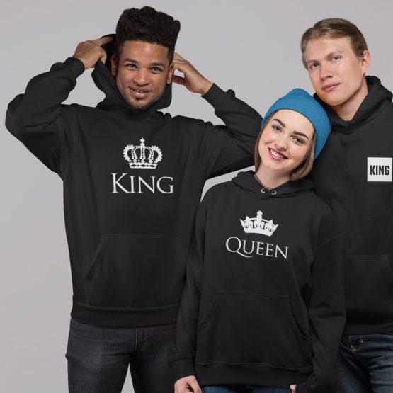 King Queen hoodies Classic