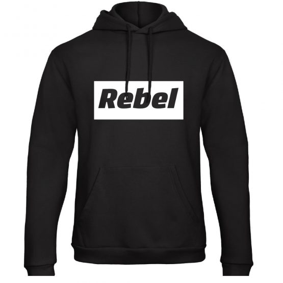 Rebel hoodie Full Blok