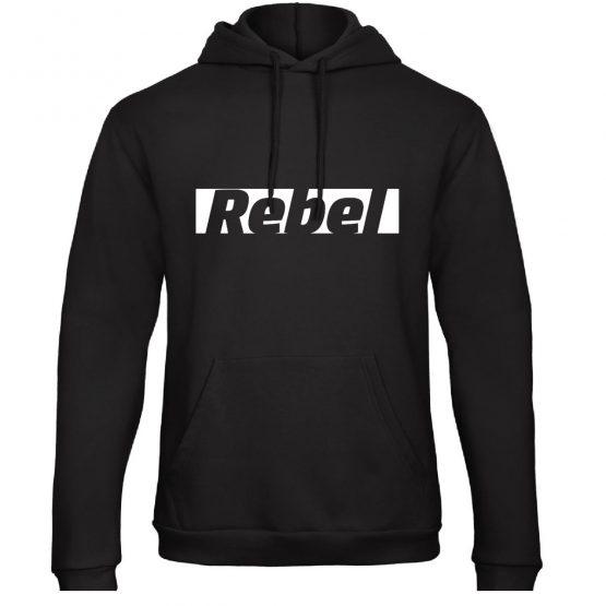 Rebel hoodie Invert