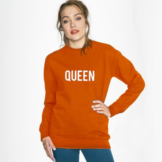 Koningsdag Trui Queen