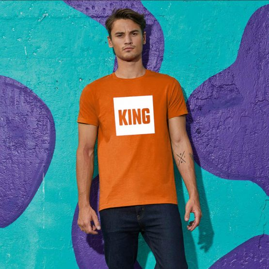 Koningsdag shirt Blok