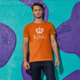 Koningsdag shirt King Classic