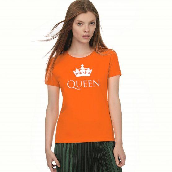 Koningsdag shirt Queen Classic