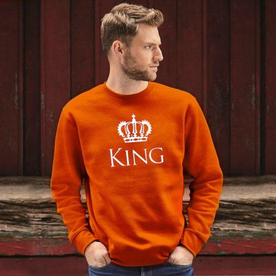 Koningsdag trui King Classic