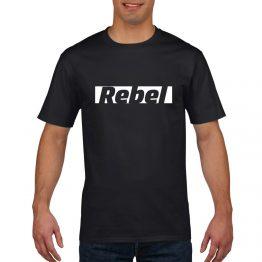 Rebel t-shirt invert