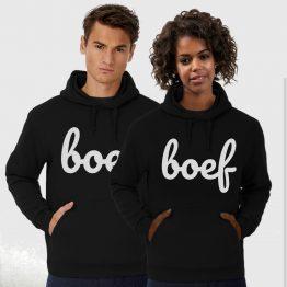 Boef hoodie dik