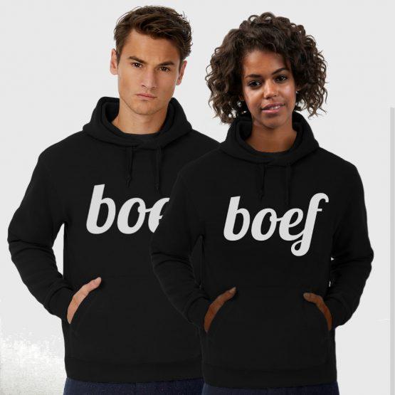 Boef hoodie modern
