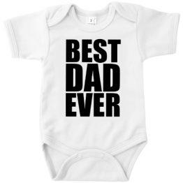 Vaderdag romper Best Dad ever