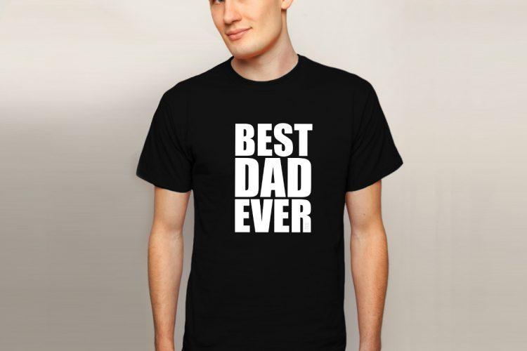 Vaderdag shirt Best Dad Ever