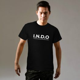 Indo t-shirt unisex