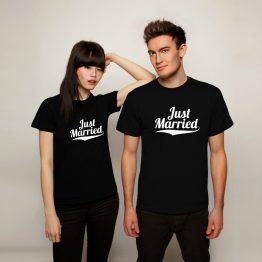 Just Maried shirts