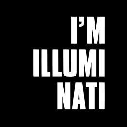 Illuminati hoodie sweater trui I AM