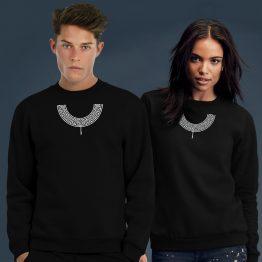 Aztec sweater trui Neck Simple