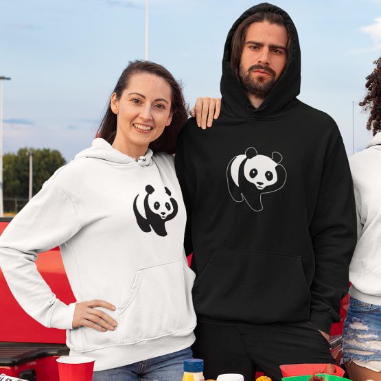 Panda Hoodie Scratch 2