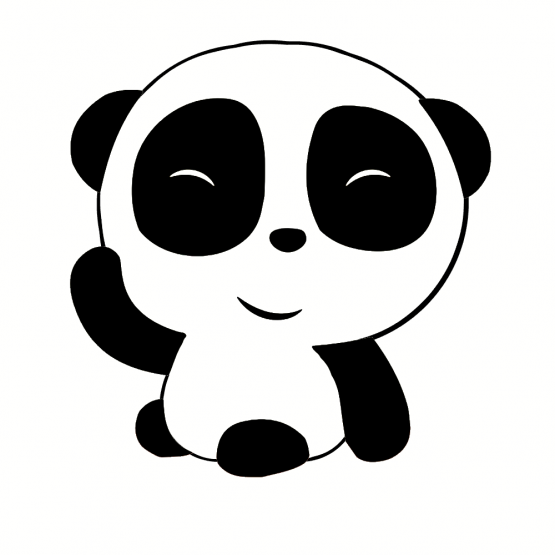 Panda Kleding Hi PNG 1