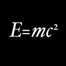 Albert Einstein E=MC2