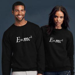 Albert Einstein sweater E=mc2