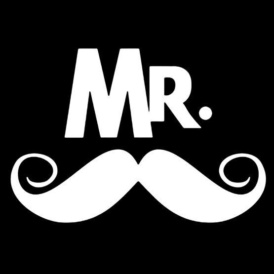 Mr Mrs shirt snor
