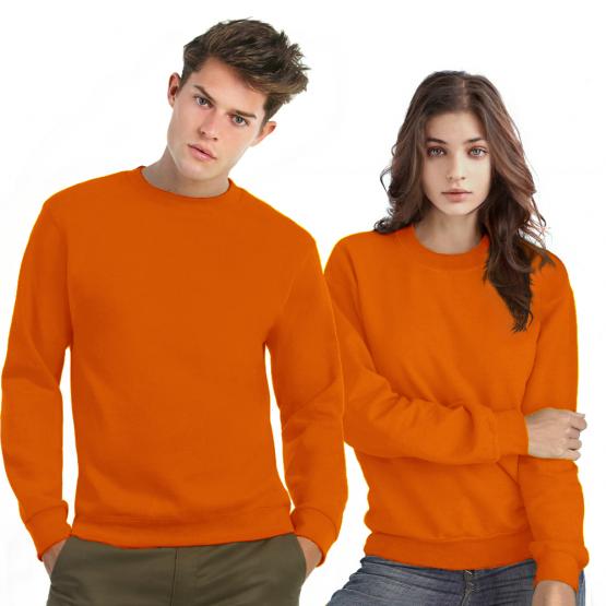 Koningsdag trui sweater Oranje