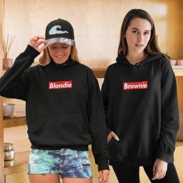 Blondie Brownie hoodies supreme 2