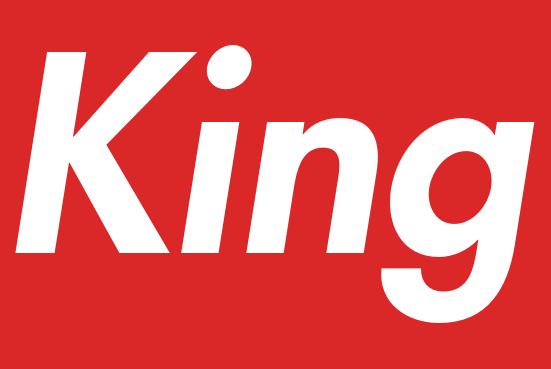 King Supreme opdruk