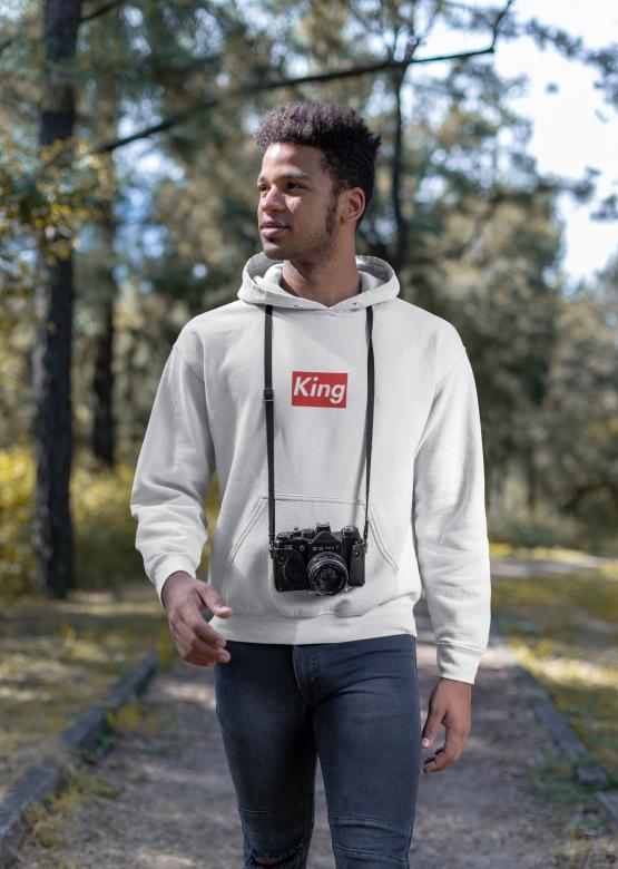 King hoodie supreme