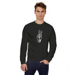 Peace sweater Big Hand
