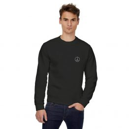 Peace sweater Small Sign