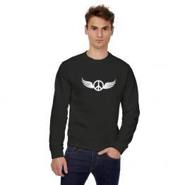Peace sweater wings