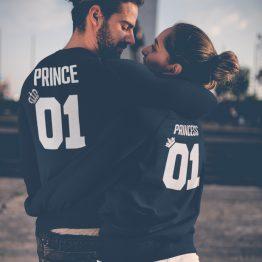 Prince Princess 01 trui