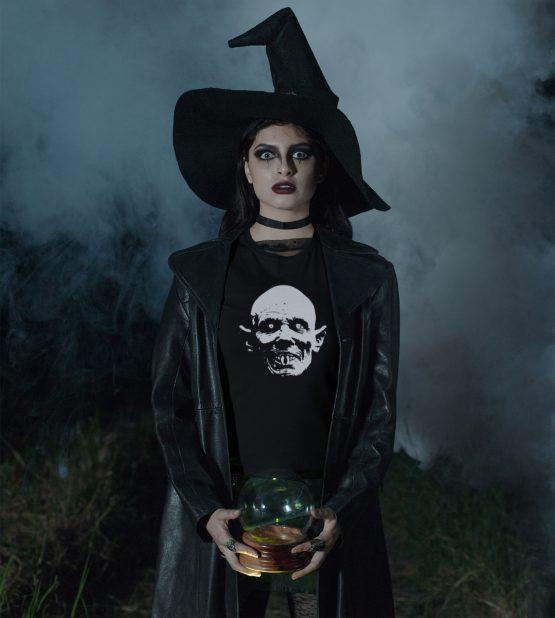 Nosferatu t shirt face 2