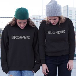 Blondie Brownie Truien