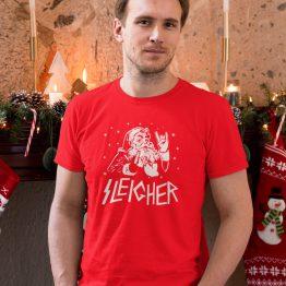 Kerst T-shirt Sleigher