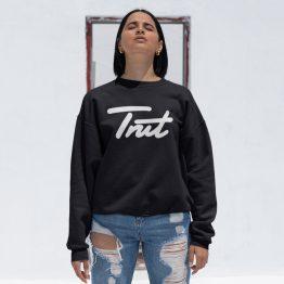 Trut Sweater Premium Black