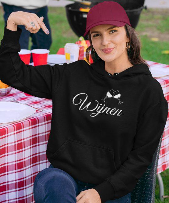 Wijnen Hoodie Sweater