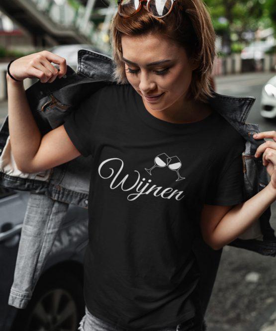 Wijnen T Shirt Nu