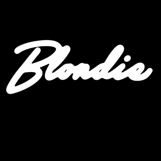 Blondie Opdruk 2020