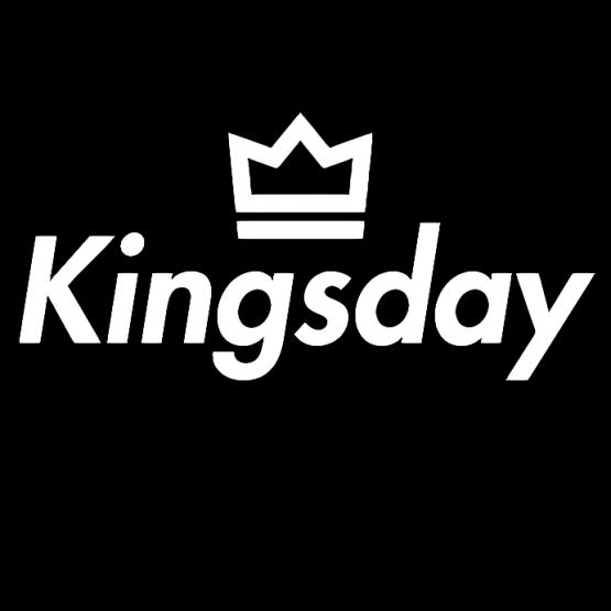 Kingsday Kroon Opdruk
