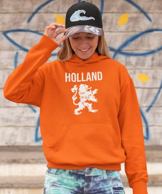 Koningsdag Hoodie Holland