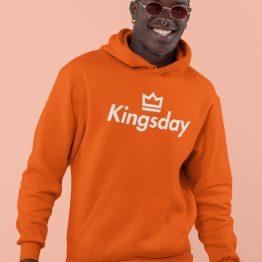 Koningsdag Hoodie Kingsday Crown 2