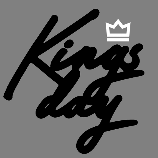 Koningsdag Opdruk Kingsday Premium