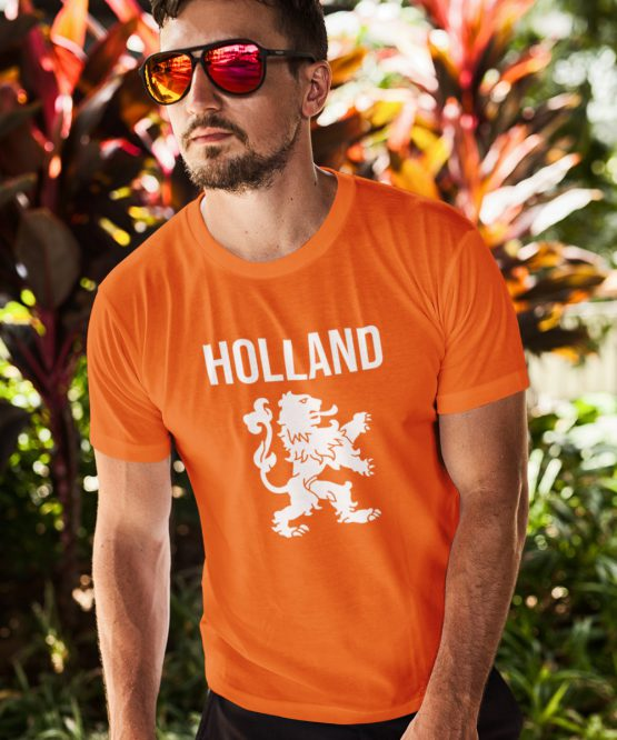 Koningsdag T-Shirt Holland