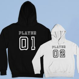 Vader Zoon Hoodie Player 01 Player 02